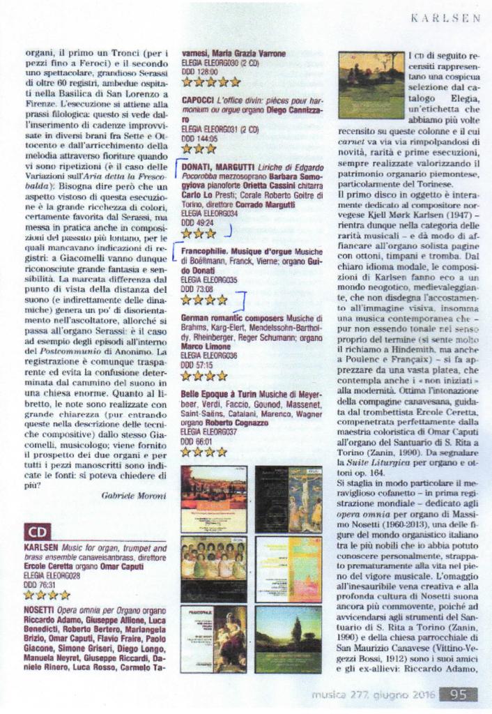 Guido Donati_recensione musica giugno 2016_1 parte