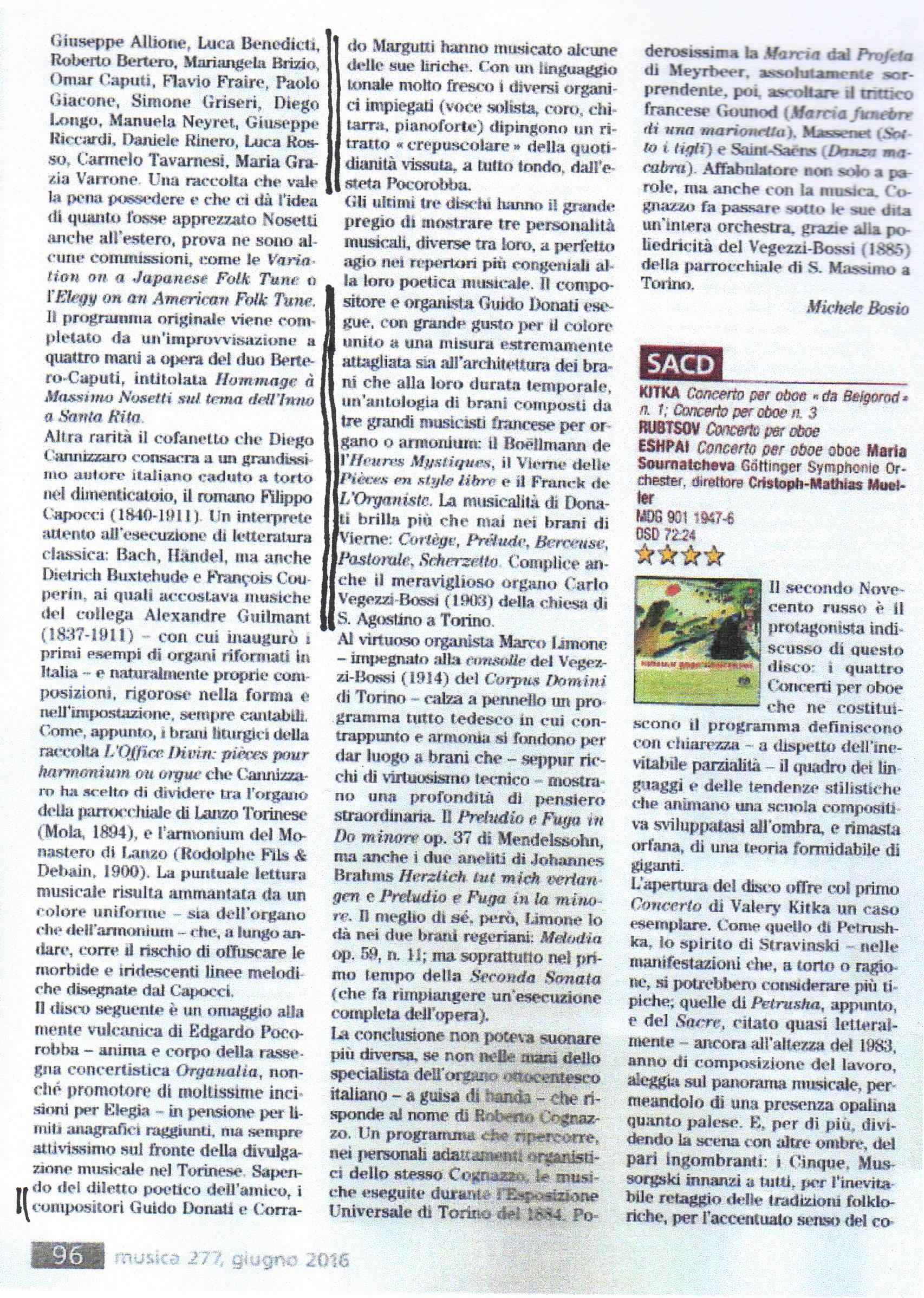 Guido Donati_recensione musica giugno 2016_2 parte