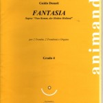 """Fantasia sopra: """"Nun Komm, der Heiden Heiland"""""""