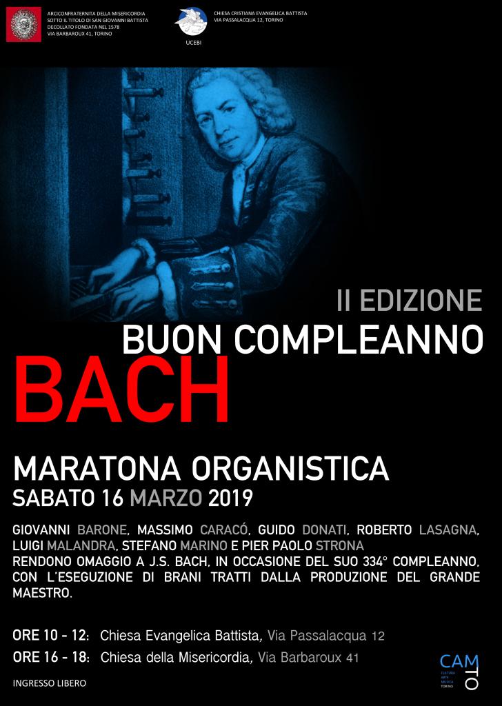 maratona Bach